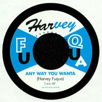 Fuqua ,Harvey - Any Way You Wanta + 1